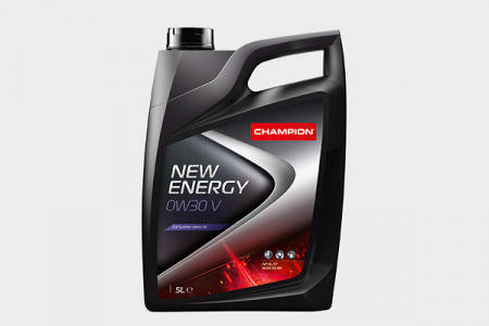 CHAMPION NEW ENERGY 0W30 V MOOTTORIÖLJY 5L